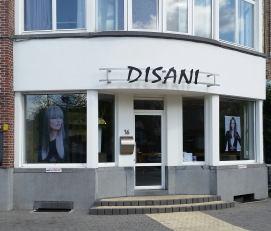 Haarmode Disani